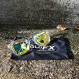 GloFX Ultimate Kaleidoscope Glasses - Clear