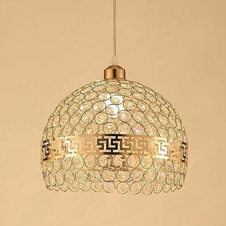 WASS6 Lámpara de araña de cristal romántica francesa Estilo ...