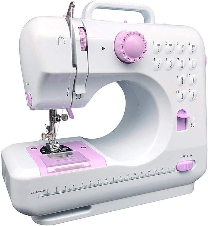 Máquina de coser multifuncional 505, mini máquina de coser ...
