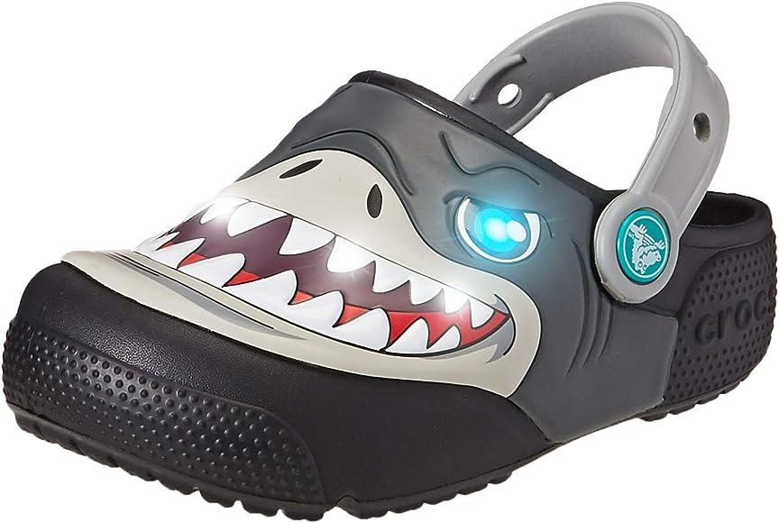 Crocs Baby Fun Lab Lights Clog