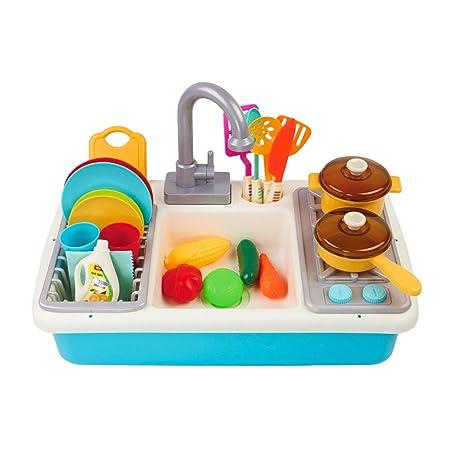 SmallJun Juguetes de Cocina para niños pequeños-niños ...