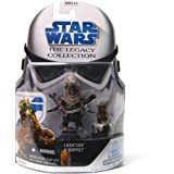 Star Wars The Leagacy Collection Ewoks Leektar and amp; Nippert Action Figure