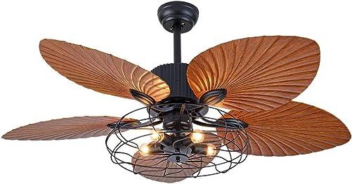 52'' Palm Ceiling Fan
