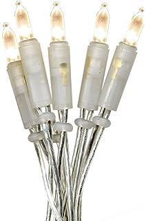 gr/ün ein Strang innen 09267 LED Mini-Lichterkette 35er warmwei/ß