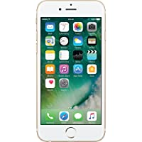 "iPhone 6s Apple 16GB 4G Tela Retina 4.7"" A9 iOS 9 Câmera iSight 12 MP MKQL2BZ/A Dourado"