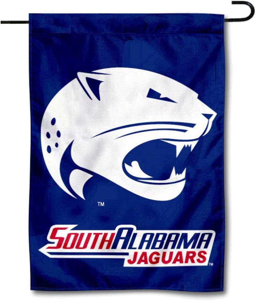 University of South Alabama Garden Flag and Yard Banner