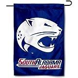 South Alabama Jaguars Red Flag Large 3x5