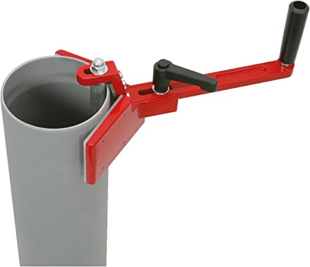 /Ø 20-120mm KS Tools 222.5050 Herramienta de biselado de tubos de pl/ástico