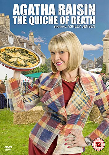 agatha raisin  Agatha Raisin And The Quiche Of Death [DVD]: Amazon.: Ashley ...