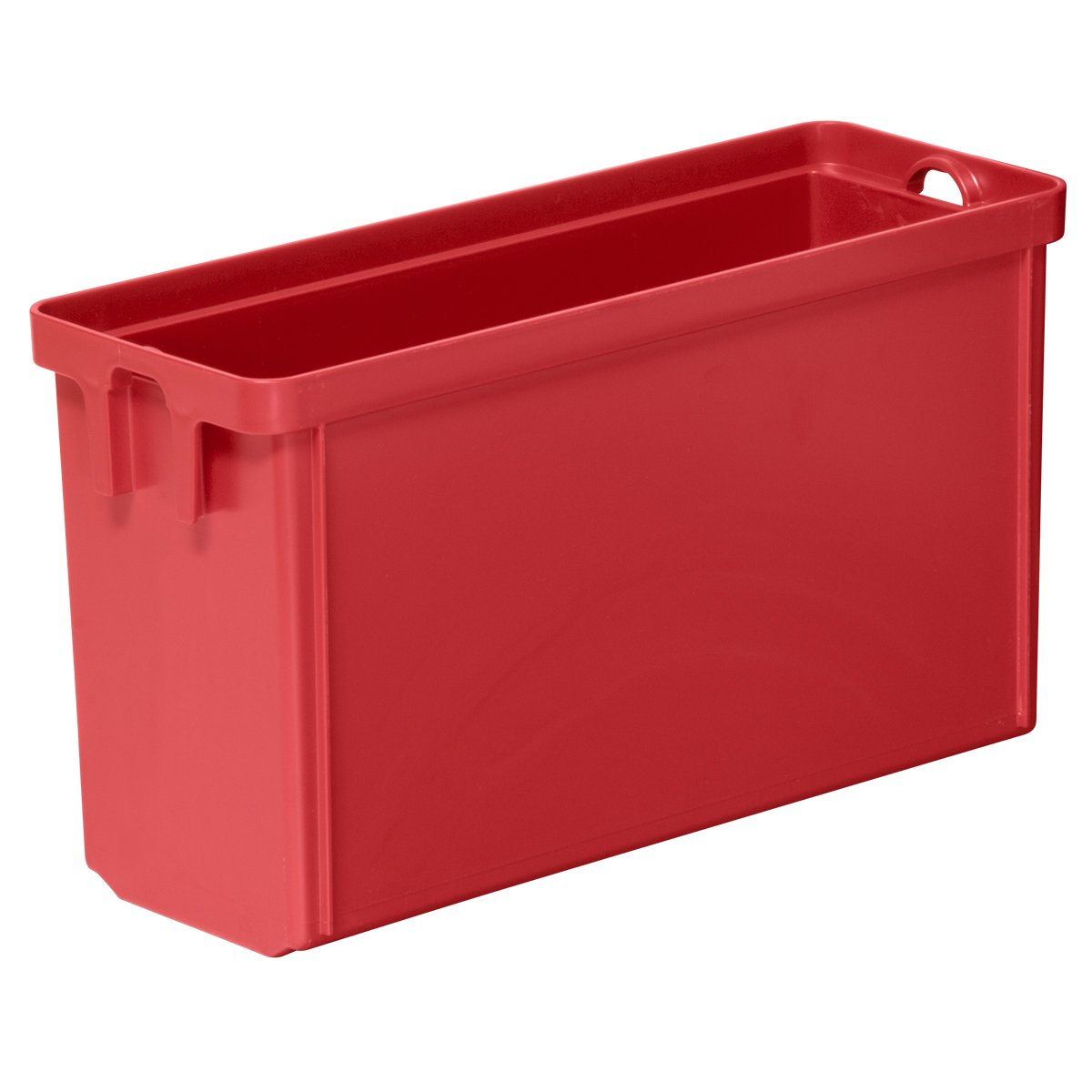 Akro-Mils 38004 1/4 Sorting Cup for 38358 Multi-Load Tote, Red, 6-Pack