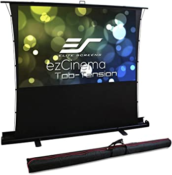 Elite Screens ezCinema Tab-Tension Pantalla de proyección 2,34 m ...