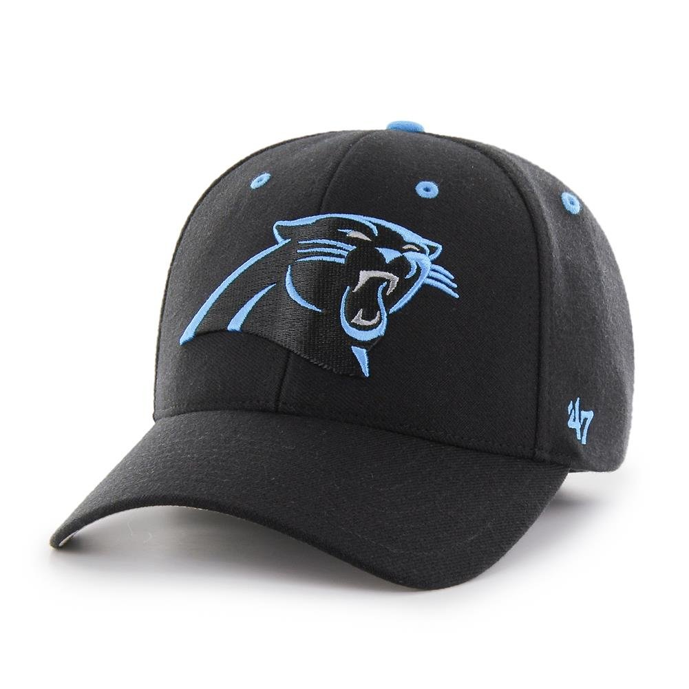Amazon.com    47 Kickoff Brand Contender Carolina Panthers Fitted Hat    Sports   Outdoors a236ecbd6