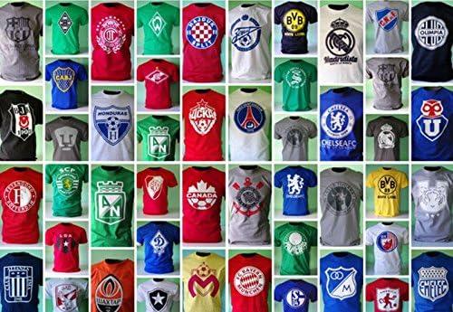 Amazon.com : col-p Seleccion de Panama Futbol Soccer T Shirt ...