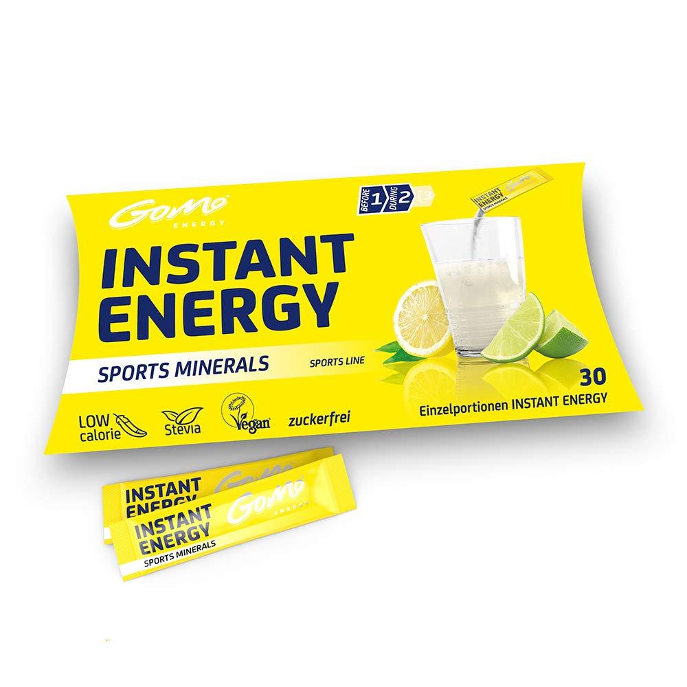 GoMo ENERGY® Isotonisches Getränk, 100% natürlich│ 80 mg Koffein ...