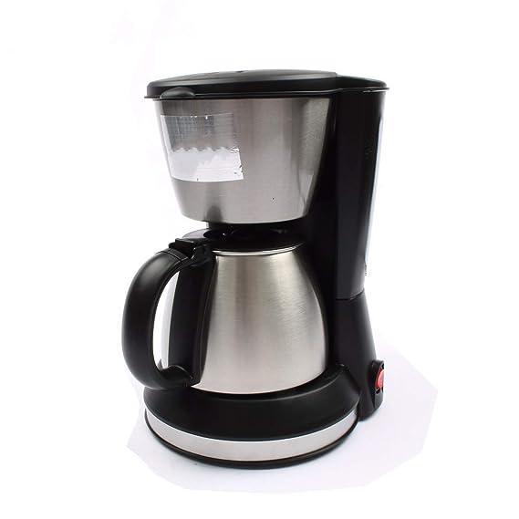 Amazon.com: Cafetera Espresso eléctrica goteo cafetera ...