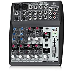 Behringer XENYX 1002 10 Channel Audio Mixer