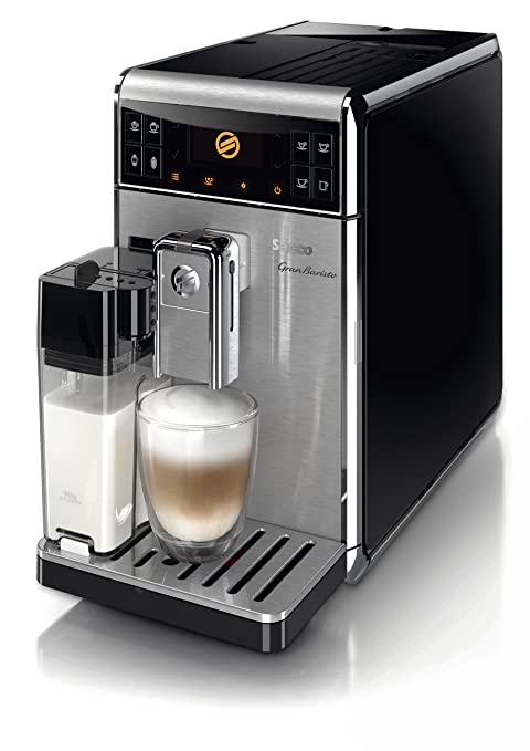 Amazon.com: Philips Saeco GranBaristo, acero inoxidable ...