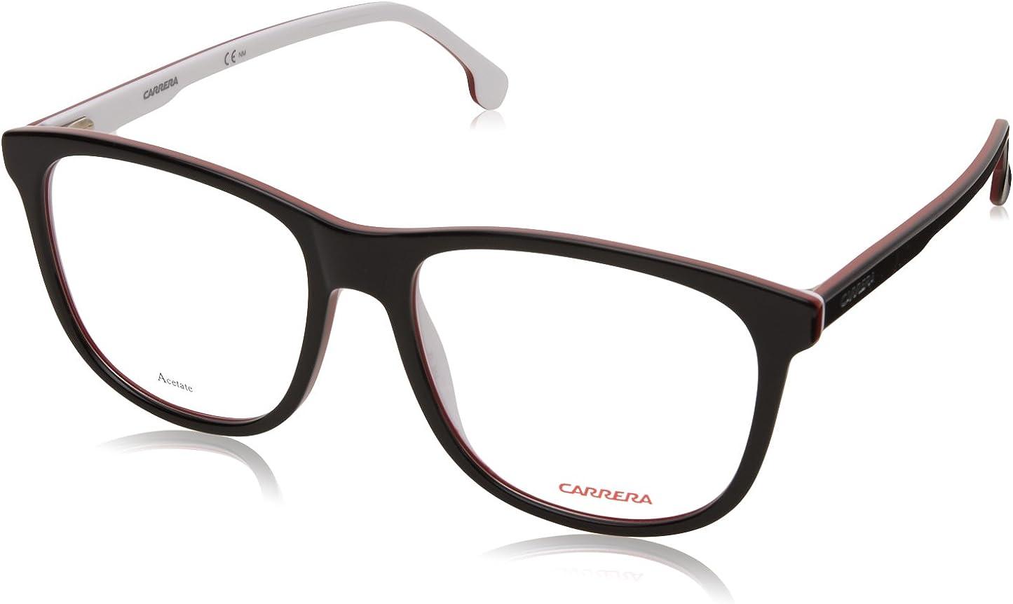 Lens Diameter 53mm Black Frame Distance Between Carrera 8818 Eyeglass Frames CA8818-0F3I-5317
