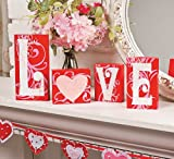 Love Blocks - Valentines Day & Home Decor