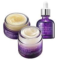 Mizon Collagen Set: Collagen Power Firming Eye Cream + Collagen 100 Ampoule + Collagen Power Lifting Cream