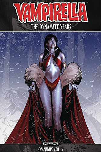 Vampirella: The Dynamite Years Omnibus Vol 2