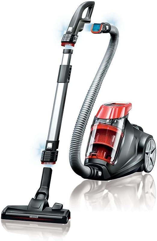 Bissell Aspiradora C3 Cyclonic 1500 W Negra y Roja ...
