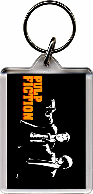 Pulp Fiction Llavero B: Amazon.es: Equipaje