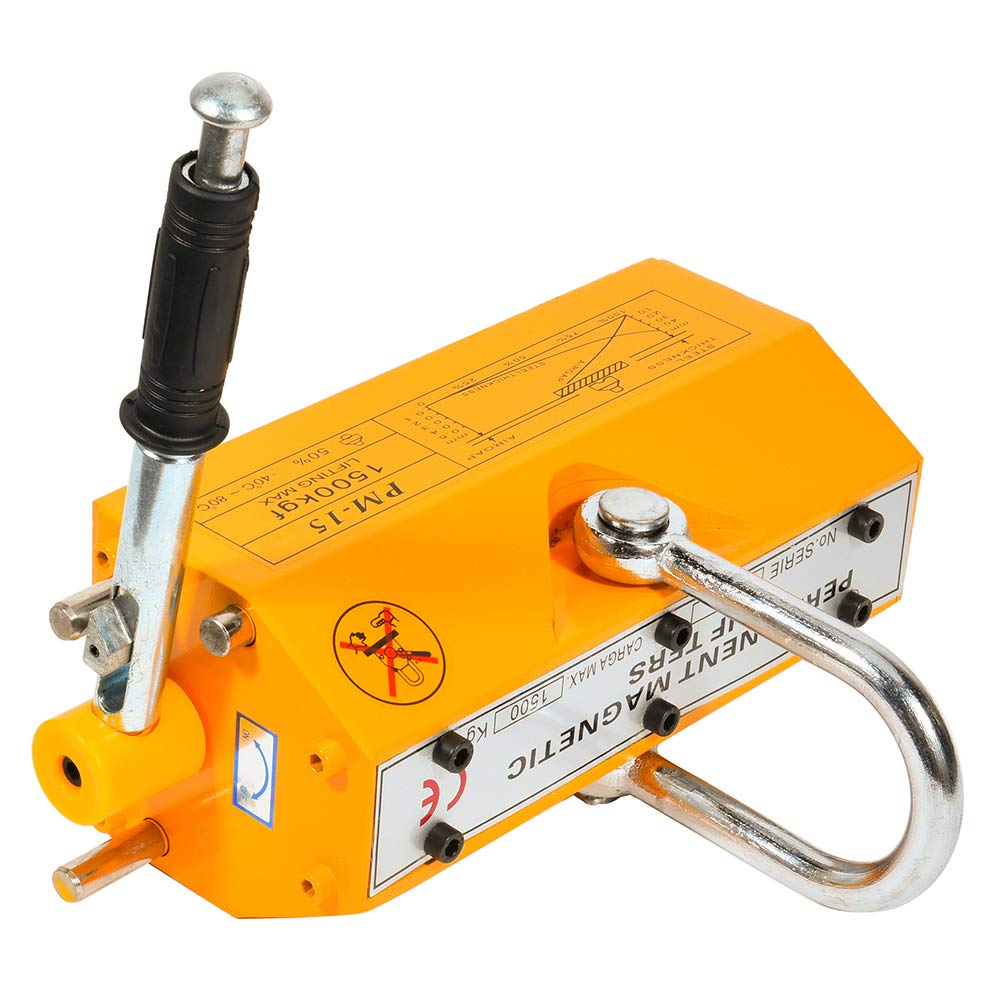 ANGLEWIDE Permanent Magnetic Lifter 3300 LB