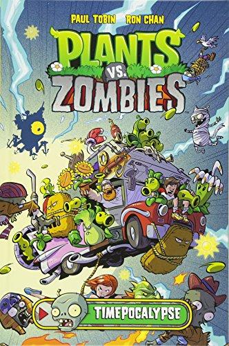 Price comparison product image Plants vs. Zombies Volume 2: Timepocalypse