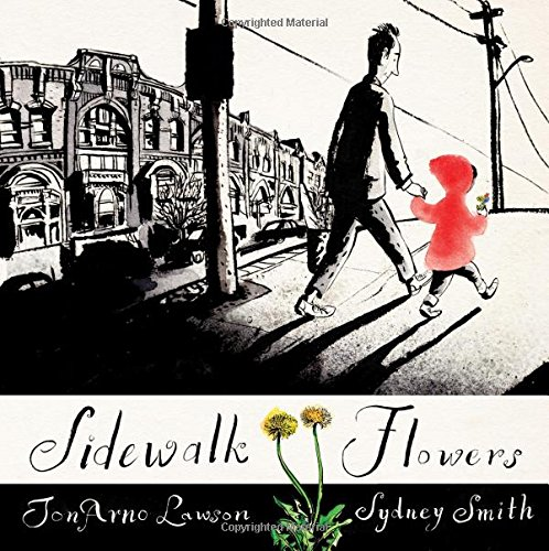 Sidewalk Flowers