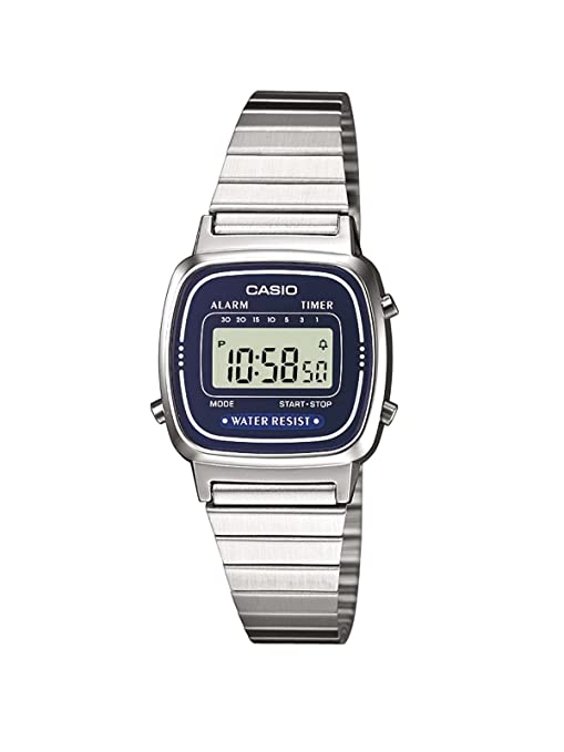 139 opinioni per Casio Collection LA670WEA-2EF- Orologio da polso Unisex