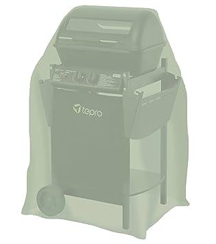 Tepro Campana universal para pequeños parrilla de gas, Beige