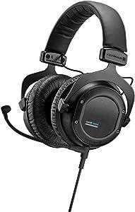 beyerdynamic CUSTOM Game Interactive Gaming Headset, Black