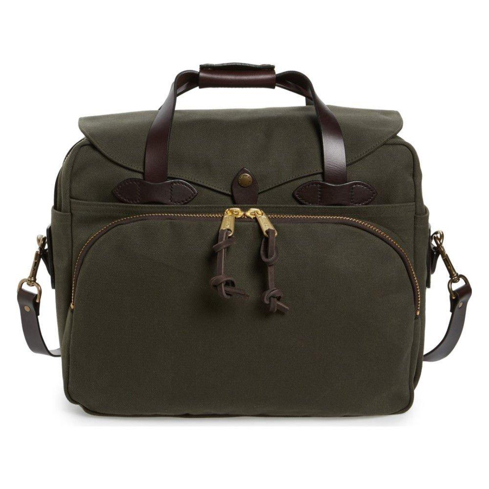 (フィルソン) FILSON メンズ バッグ パソコンバッグ Padded Laptop Bag [並行輸入品] B078JGR4Z7