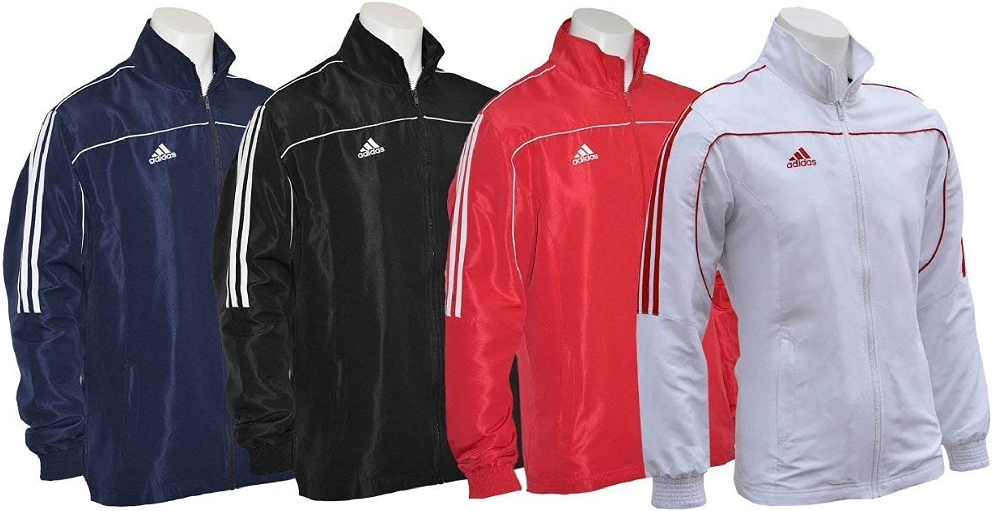 adidas Track Suit Jacket Chaqueta de chándal, Unisex Adulto, Azul ...