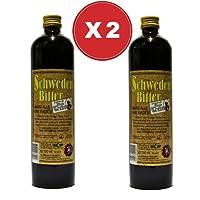 Offerta! Amaro Svedese Originale di Maria Treben 2 Confezioni da 500 ml