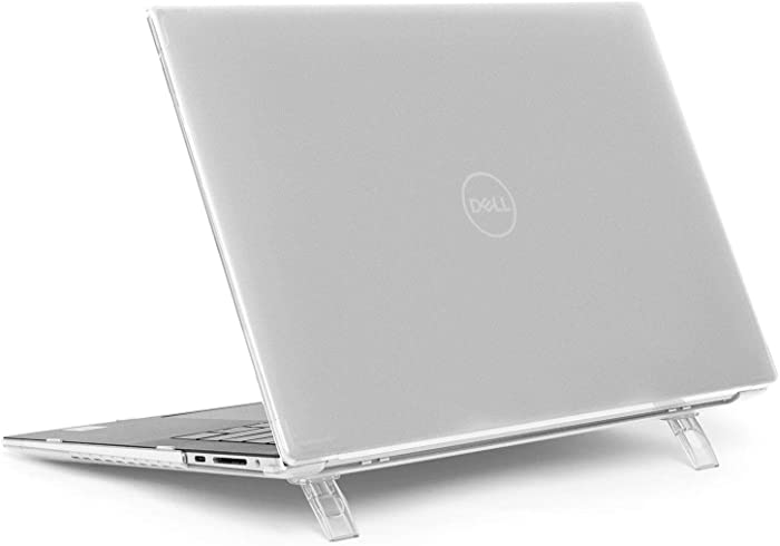 "mCover Hard Shell CASE for New 2020 15.6"" Dell XPS 15 9500 / Precision 5550 Series Laptop Computer (Clear)"
