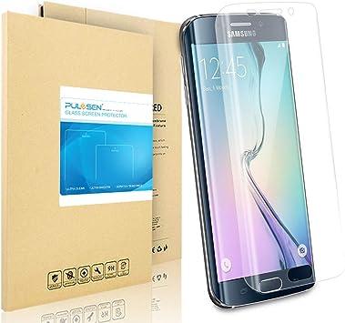 Galaxy S6 edge de Pantalla[3D completo borde curvado], PULESEN ...
