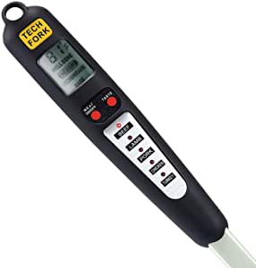 Amazon.com : Barbestar Digital Meat Thermometer for ...