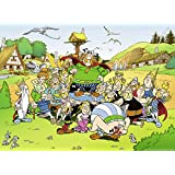 Ravensburger-Asterix Au Village (500PC) Puzzles