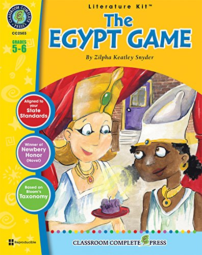 The Egypt Game LITERATURE KIT -