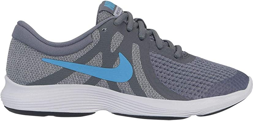 NIKE Revolution 4 (GS), Zapatillas de Deporte para Hombre: Amazon.es: Zapatos y complementos