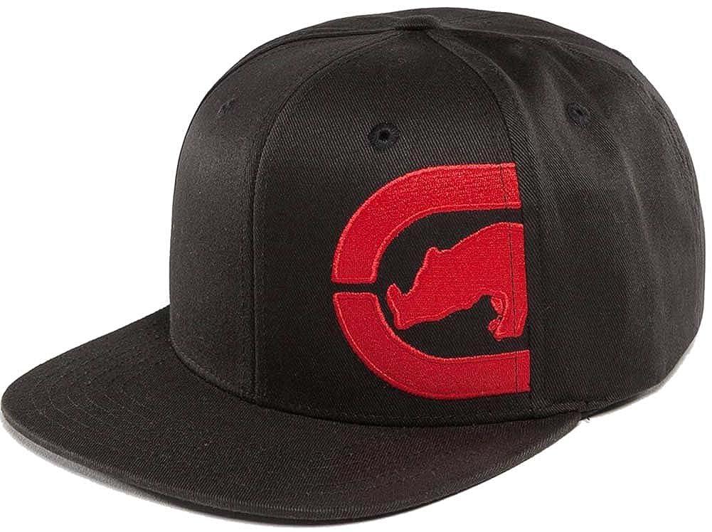 Ecko Unlimited Ushi Black Snapback Cap Basecap OSFA One Size ...