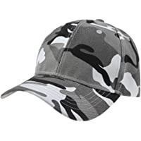Greenery Men Cotton Baseball Hat Cap Solid UV Sun Protection Adjustable Wide  Brim Sun Beach Hat 3132d6d80097