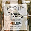 Erkenne die Welt: Antike und Mittelalter (Eine Geschichte der Philosophie 1) Audiobook by Richard David Precht Narrated by Christian Baumann, Richard David Precht
