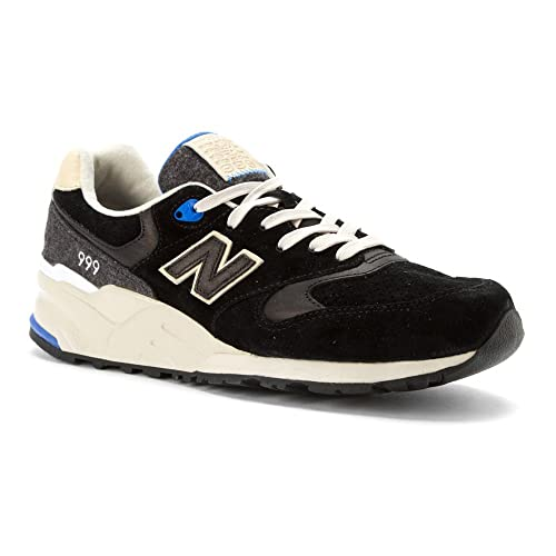 New Balance 999 Uomo Sneaker Nero  Amazon.it  Scarpe e borse dc4ec8b8e1e