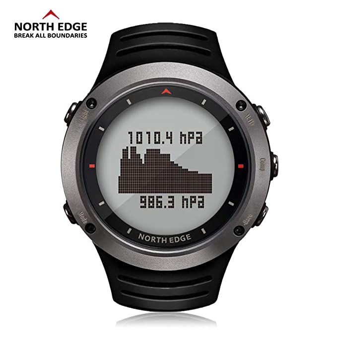 Smartwatches Reloj Inteligente, TIFIY North Edge Altay Sports ...