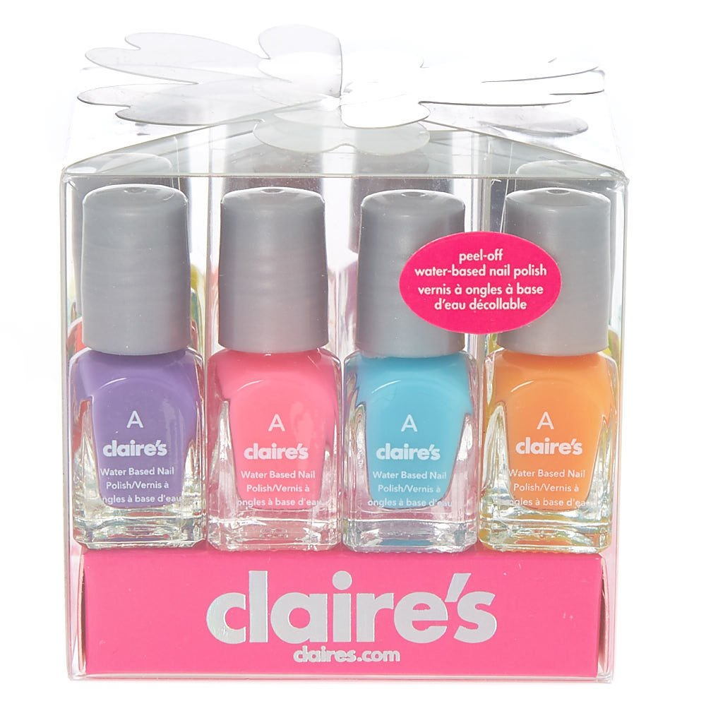 Amazon.com: Claires s Girl Neon - Juego de 12 esmaltes de ...