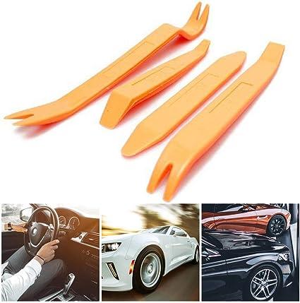 Upholstery & Trim Tools Pandamama Car Door Clip Panel Trim Strip ...