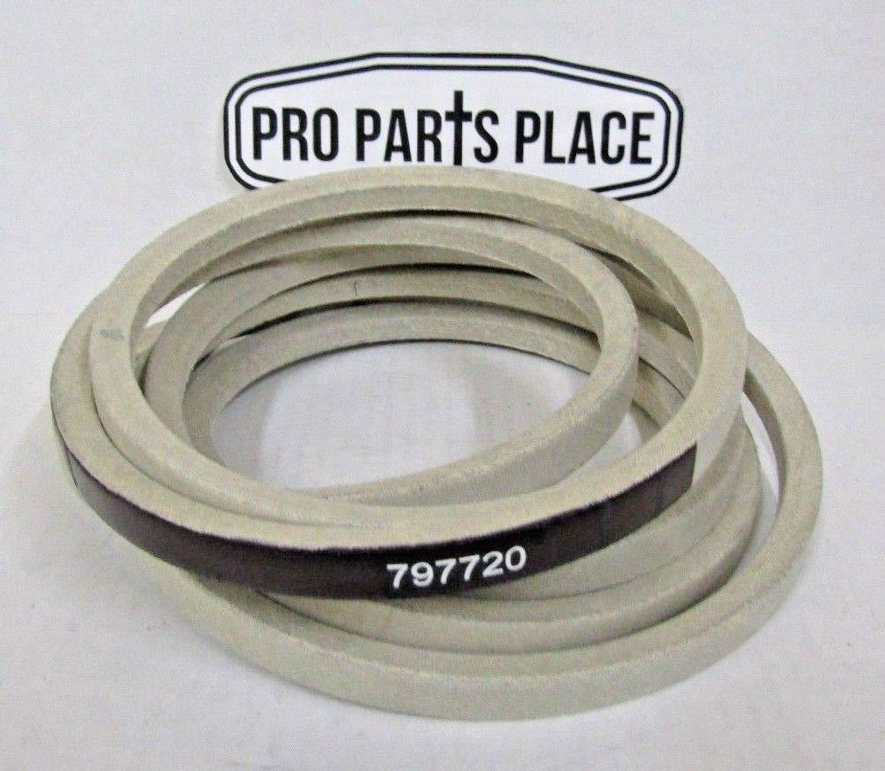 ProPartsPlace 797720 - Cinturón para cortacésped Hustler XR7 Zero ...